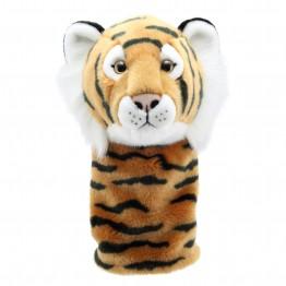 Golf Club Cover: Tiger