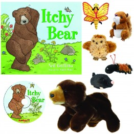 Itchy Bear Story Telling Set