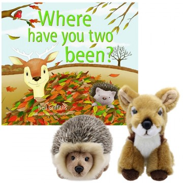 Where have you Two Been? Storytelling Collection