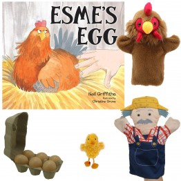 Esme's Egg Story Telling Set
