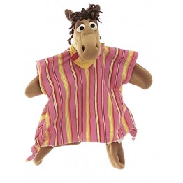 Dolly The Horse Glove Puppet
