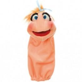 Rosalinde Worm Glove Puppet