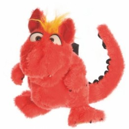 Dragon Elsa Hand Puppet