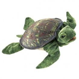Sea Turtle Hand Puppet