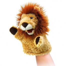 Little Lion Glove Puppet