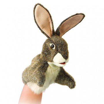 Little Hare Glove Puppet