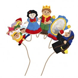 Snow White Finger Puppet Set