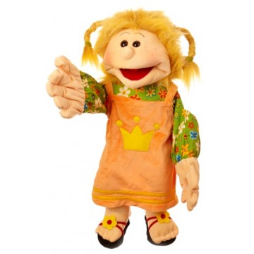 Hand Puppet Girl Jenny