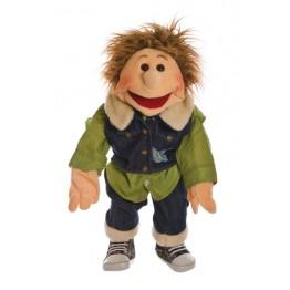 Hand Puppet Boy Gerrit