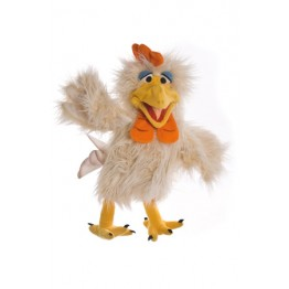 Heini the Rooster Hand Puppet