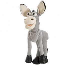 Fridulin the Donkey Hand Puppet