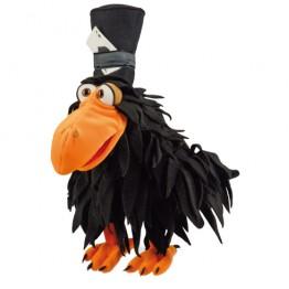 Rupert the Raven Hand Puppet