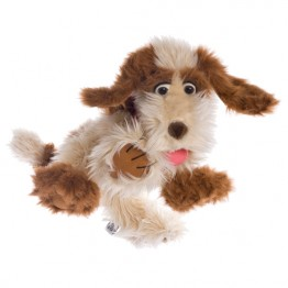 Tillman the Dog Hand Puppet