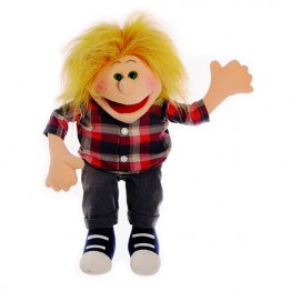 Little Melvin Hand Puppet