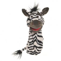Zebra Glove Puppet