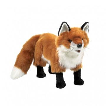 Red Fox Hand Puppet