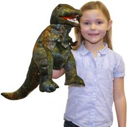 Tyrannosaurus Rex Small (T-Rex) Hand Puppet