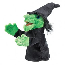 *Little Witch Hand Puppet
