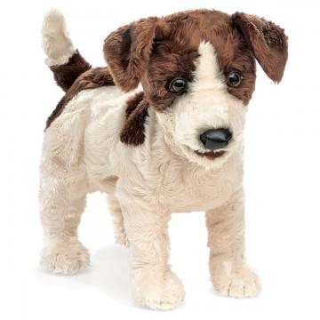 Jack Russell Terrier Hand Puppet