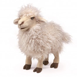 Longwool Sheep Hand Puppet