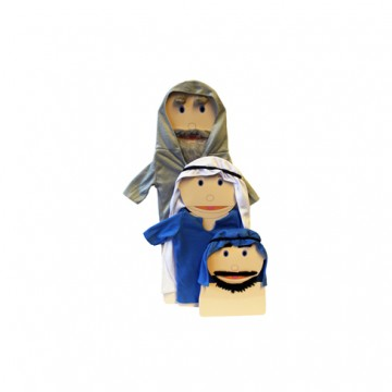 Biblical Outfit (Blue, Small)