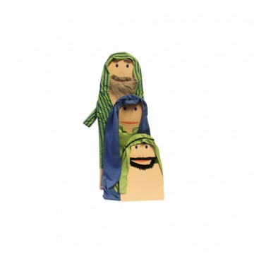 Biblical Outfit (Green, Small)