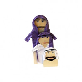 Biblical Outfit (Purple, Small)