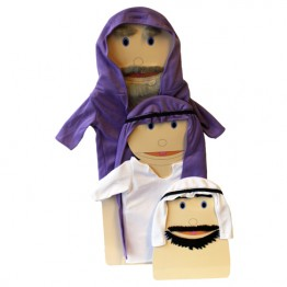 Biblical Outfit (Purple, Medium)