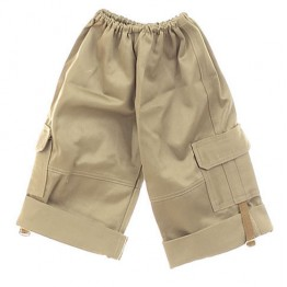 Trousers With Side Pockets