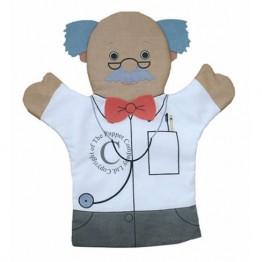 Flat Glove Puppet Doctor