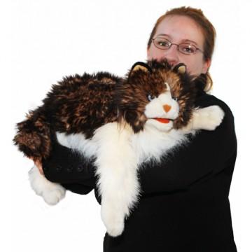 Ragdoll Cat Hand Puppet
