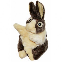 Baby Dutch Rabbit Hand Puppet