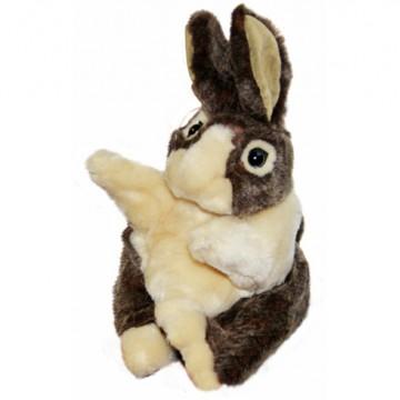 Baby Dutch Rabbit Hand Puppet