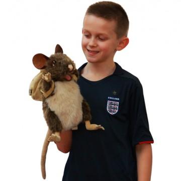Rat (Pack) Hand Puppet