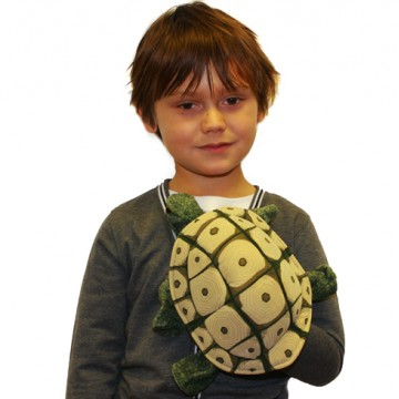 Tortoise Hand Puppet