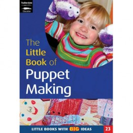 .The Little Book of Puppet Making (Book)