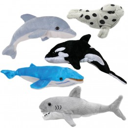 Under the Sea Finger Puppet Set (2)
