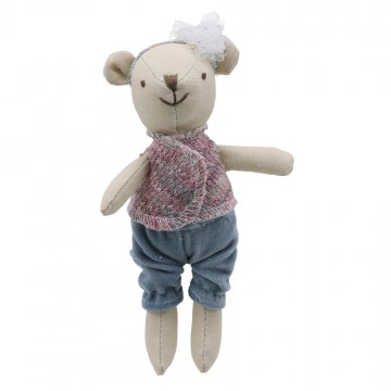 Bear - Girl - Wilberry Collectables