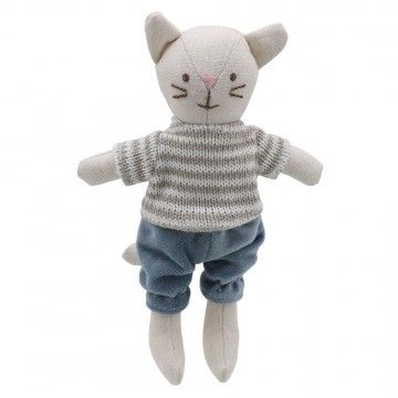 Cat - Boy - Wilberry Collectables