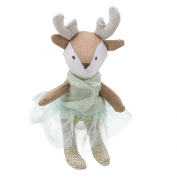 Deer - Girl - Wilberry Collectables