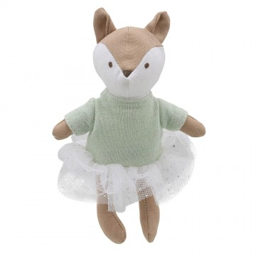 Fox - Girl - Wilberry Collectables