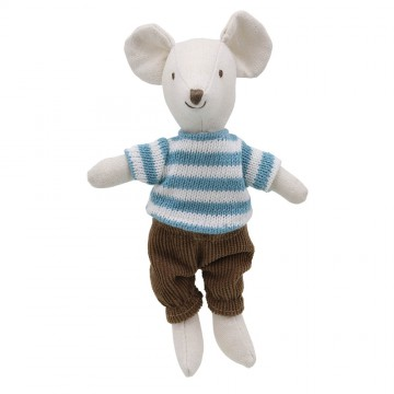 Mouse - Boy - Wilberry Collectables