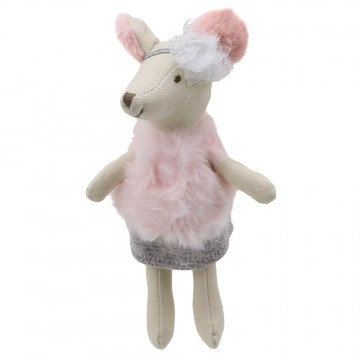 Mouse - Girl - Pink - Wilberry Collectables