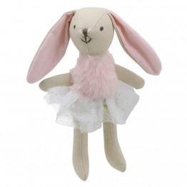 Rabbit - Girl - Pink - Wilberry Collectables