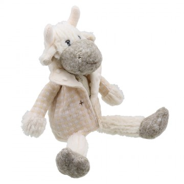 Mr Cow (Small) - Wilberry Dressed Animals