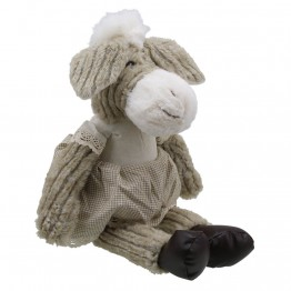 Mrs Donkey - Wilberry Dressed Animals