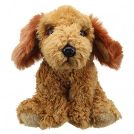 Golden Cockapoo - Wilberry Favourites Soft Toy