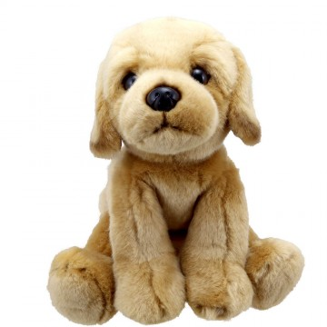 Yellow Labrador - Wilberry Favourites Soft Toy