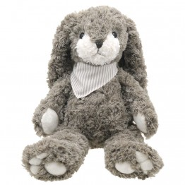Grey Bunny - Large - Wilberry Classics
