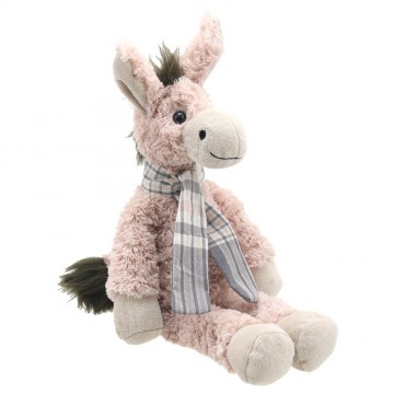 Pink Donkey - Large - Wilberry Classics